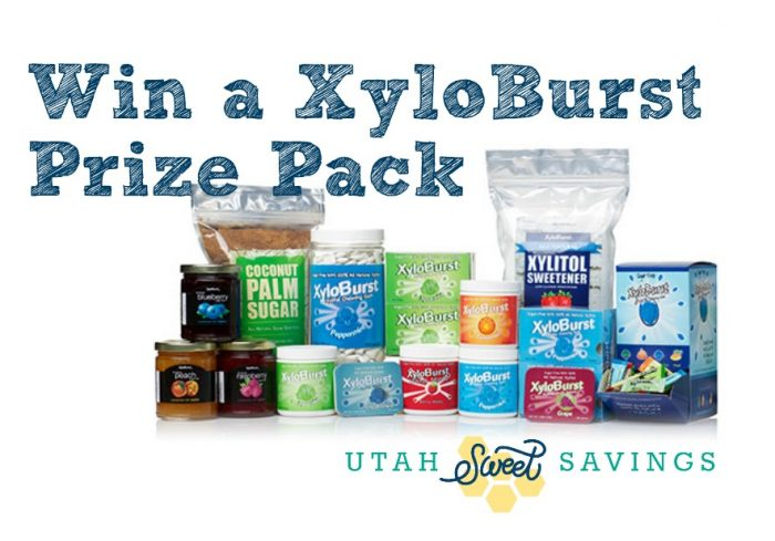 XyloBurst Giveaway Having a Healthy Holiday & XyloBurst Prize Pack Giveaway!