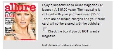 allure rebate elf cosmetics