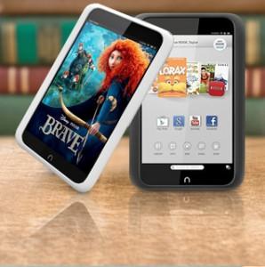 barnes & noble nook hd 7 tablet 16 gb