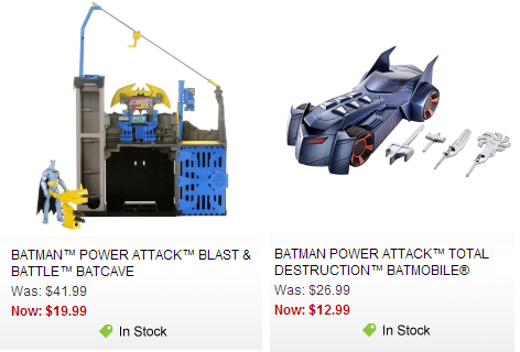 batman mattel sale