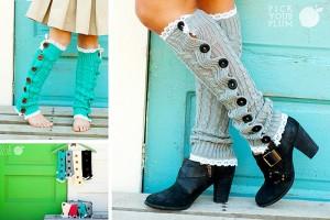 boot socks for ladies & girls