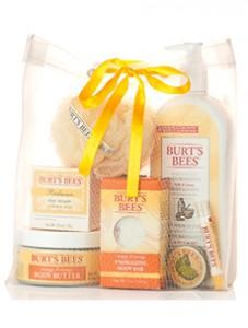 burts bees fall grab bag