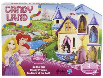 candy land disney princess edition