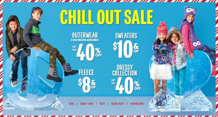 children's place wednesday sales