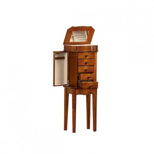 claire jewelry armoire
