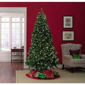 clear lit kendall tree