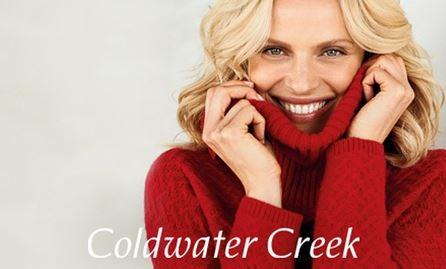coldwater creek groupon deal