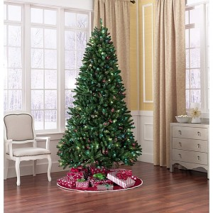 color lit manchester tree
