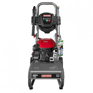 craftsman pressure washer