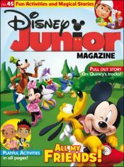 disney jr magazine