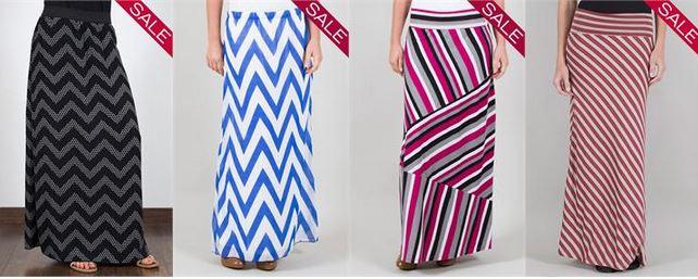 downeast basics $15 Maxi Skirts examplesjpg