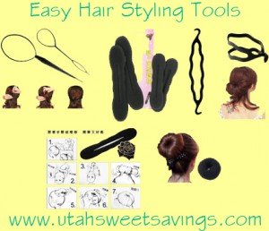 easy hair styling tools