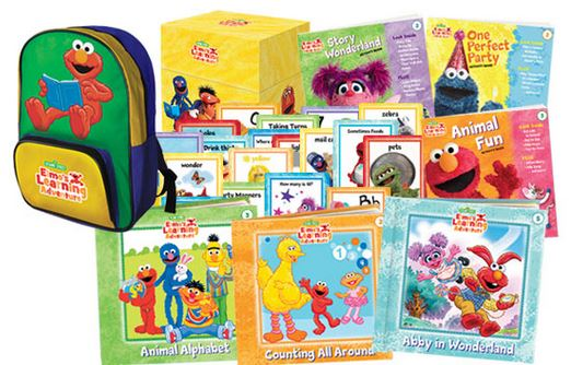 elmos learning adventure example *HOT* Elmos Learning Adventure: GIANT Introductory Package to Elmos Learning Adventure for $3.99 Shipped!! Includes FREE Backpack & MORE!