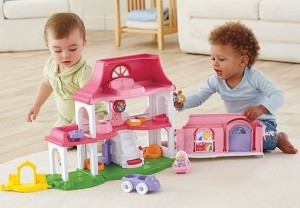 fisher price little people happy sounds home 300x208 Fisher Price Little People Happy Sounds Home for $20.99 (Reg $54.99)!