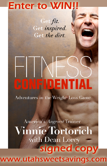 fitness confidential giveaway Giveaway & Review!! Fitness Confidential Signed Copy!
