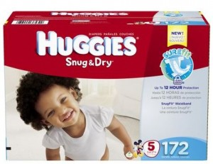 huggies snug & dry diapers.com deal