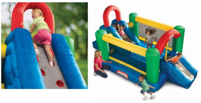 658a40240e88 Little Tikes Jump  n Double Slide Bouncer  235.00 (Reg  297.35 ...