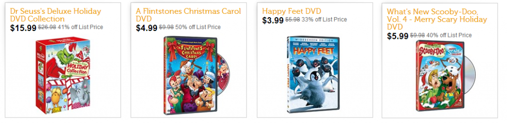 kids woot christmas movies