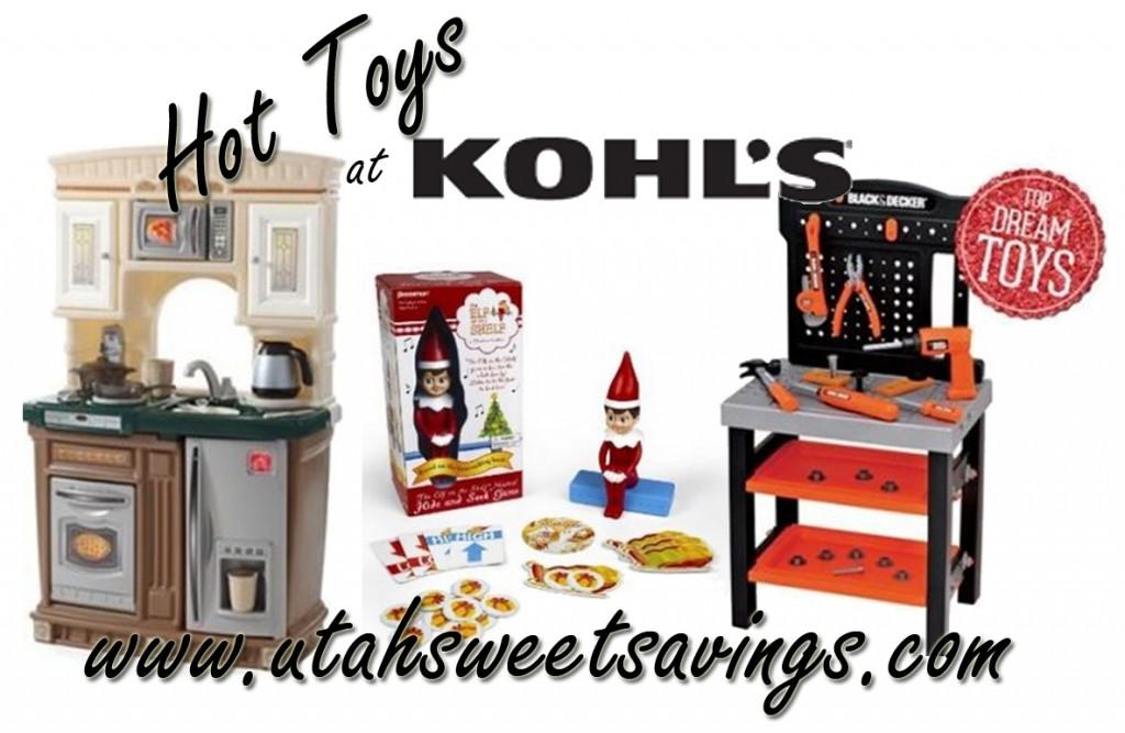 kohls black friday toys