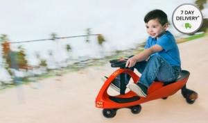 lil rider wiggle car