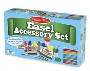 melissa and doug easel accessory kit