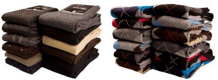 mens 12 pair dress socks