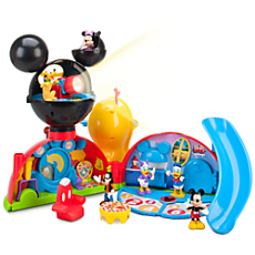 mickey mouse clubhouse toy set