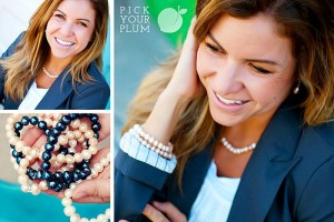 pearl necklace earrings and bracelets