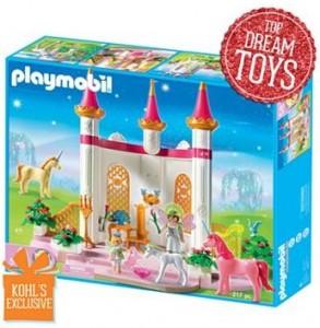 playmobile fairy tail castle