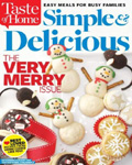 simple and delicious magazine