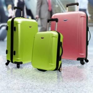 travelers choice freedom luggage set