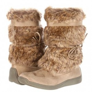 unionbay fluff boots