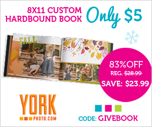 york photo custom photo book