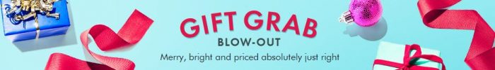 zulily gift grab blow out