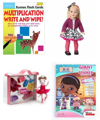 zulily toy deals