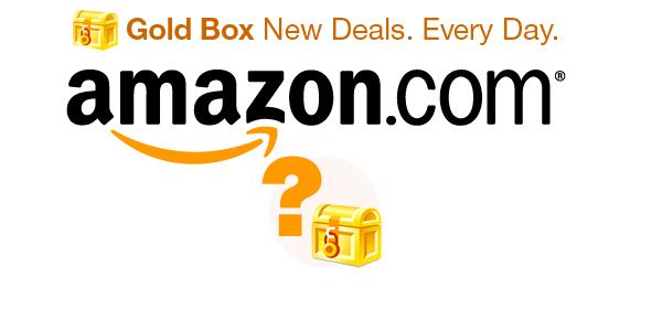 Amazon Gold Box