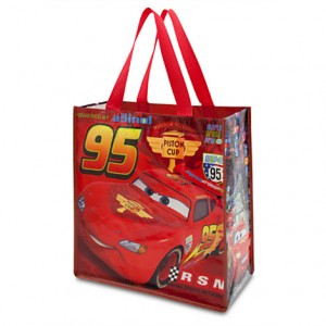 Cars Reusable Tote