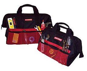 Craftsman 13 in. 18 in. Tool Bag Combo Craftsman Tool Bag for $3.49 (Reg $6.99)!