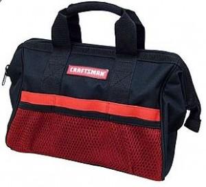 Craftsman 13 in. Tool Bag 300x272 Craftsman Tool Bag for $3.49 (Reg $6.99)!
