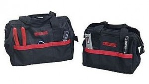 Craftsman Two piece 12 Inch and 10 Inch Tool Bag Set 300x169 Craftsman Tool Bag for $3.49 (Reg $6.99)!