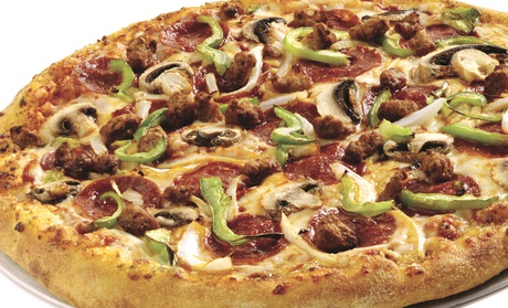 Domino's Pizza Groupon