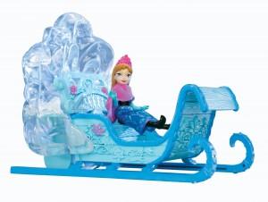Frozen Sleigh Playset