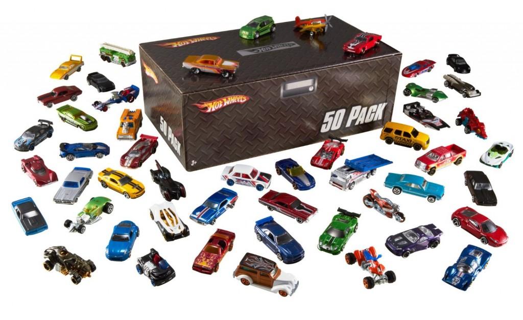 Hot Wheels 50 Cars