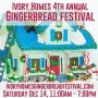 Ivory Homes Gingerbread Festival