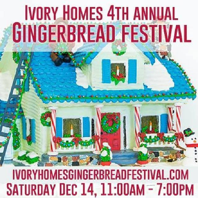 Ivory Homes Gingerbread Festival