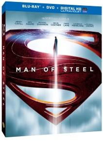 Man of Steel Blu-ray