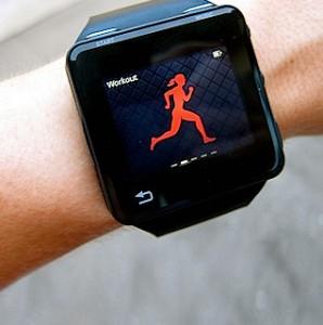 Motorola MotoActv GPS Fitness Tracker & Music Player w 8GB Storage, Bluetooth & 1.6 LCD