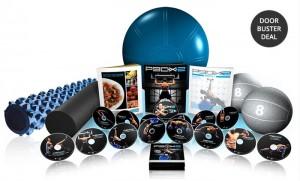 P90X2 Ultimate Kit with Bonus Pieces