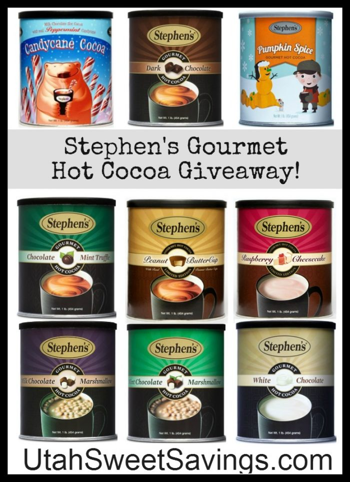 Stephen's Giveaway