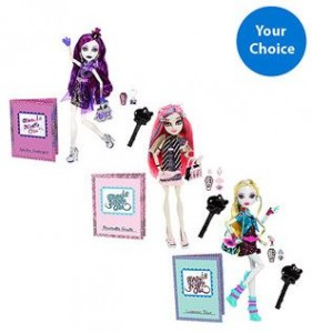 Your Choice of 2 Monster High Dolls
